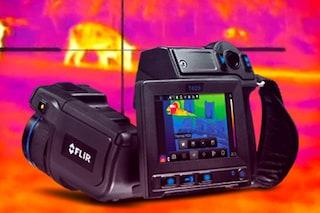 Migliori fotocamere termiche