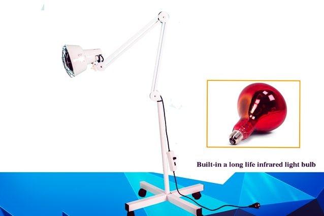 migliore lampada infrarossi