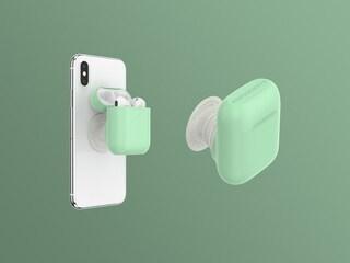 Questo grip per iPhone fa anche da custodia per gli AirPods