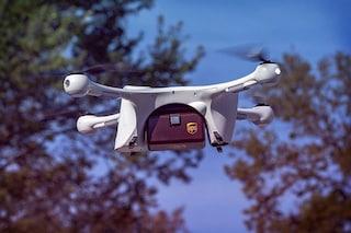 Negli Stati Uniti la prima consegna di medicine con un drone a guida autonoma