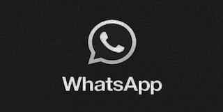 Il tema scuro di WhatsApp dà problemi ai daltonici