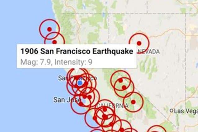 app predire terremoti