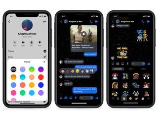 Su Facebook Messenger arrivano adesivi e filtri di Star Wars: ecco come usarli