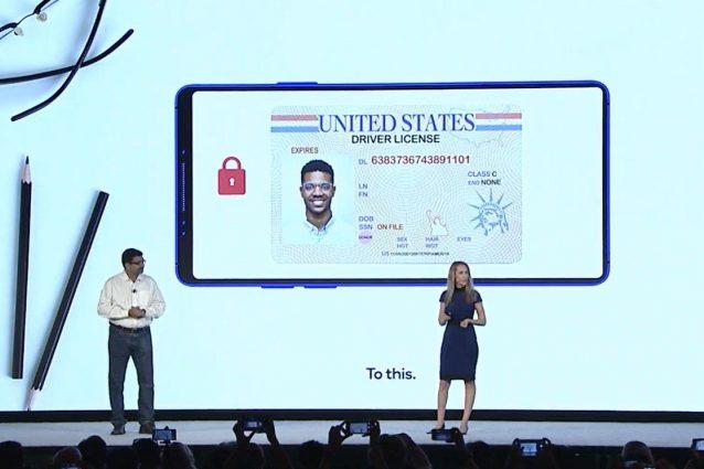 smartphone carta d'identità patente digitale