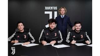 La Juve debutta negli esport: ecco il team che sfiderà gli altri club in eFootball PES 2020