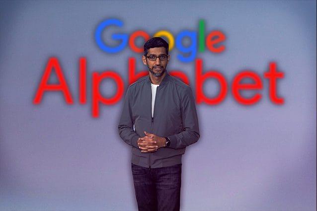 nuove sfide Alphabet pichai