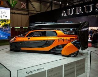 L'auto volante è quasi pronta: i primi modelli sono già in produzione