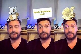 Il filtro di Instagram per scoprire che Pokémon sei