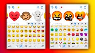 Cosa sono le nuove emoji ibride di Android