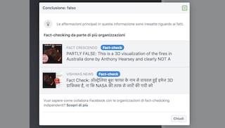 Facebook sta iniziando a segnalare chiaramente bufale e fake news