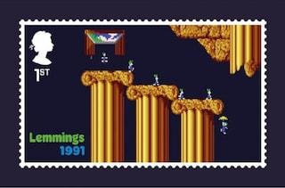 I francobolli a tema videogiochi esistono davvero: ecco dove