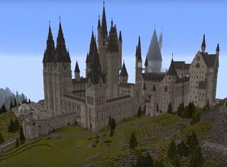 Alcuni giocatori di Minecraft hanno impiegato 7 anni per ricreare il mondo di Harry Potter