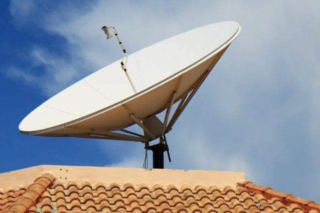 PARABOLA SATELLITARE EMME ESSE 80 CM PER SKY TVSAT