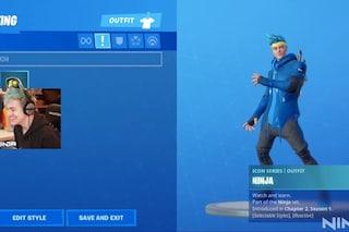 Su Fortnite arriva la skin del campione Ninja: ecco come averla