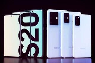 Samsung Galaxy S20, S20+ e S20 Ultra: caratteristiche, prezzi e data d'uscita in Italia