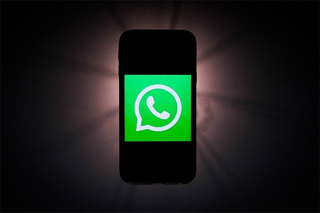 whatsapp no advertising