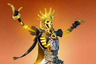 Il nuovo materiale di Fortnite sarà l'oro?