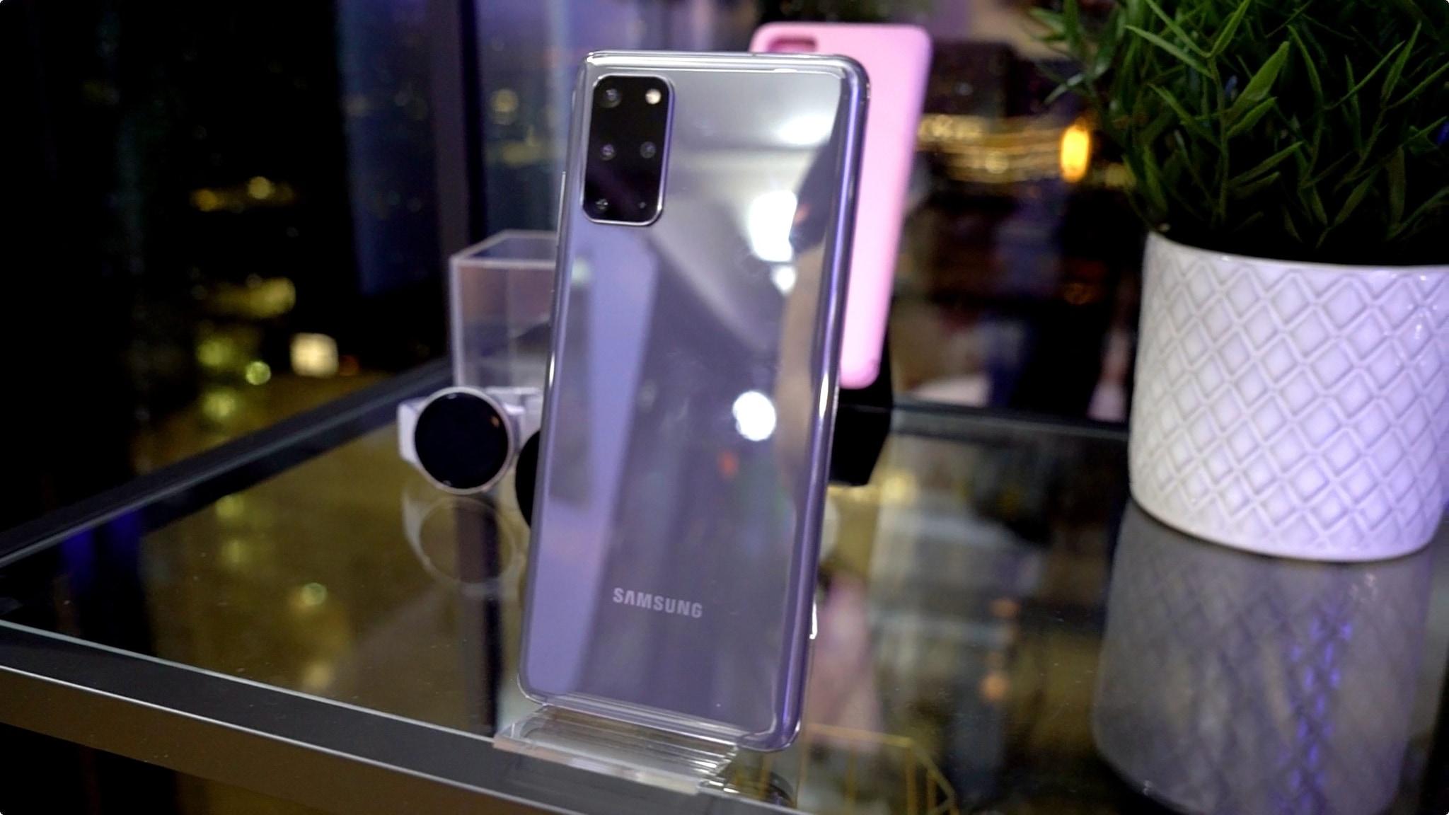 Samsung Galaxy S20 plus data caratteristiche prezzo italia