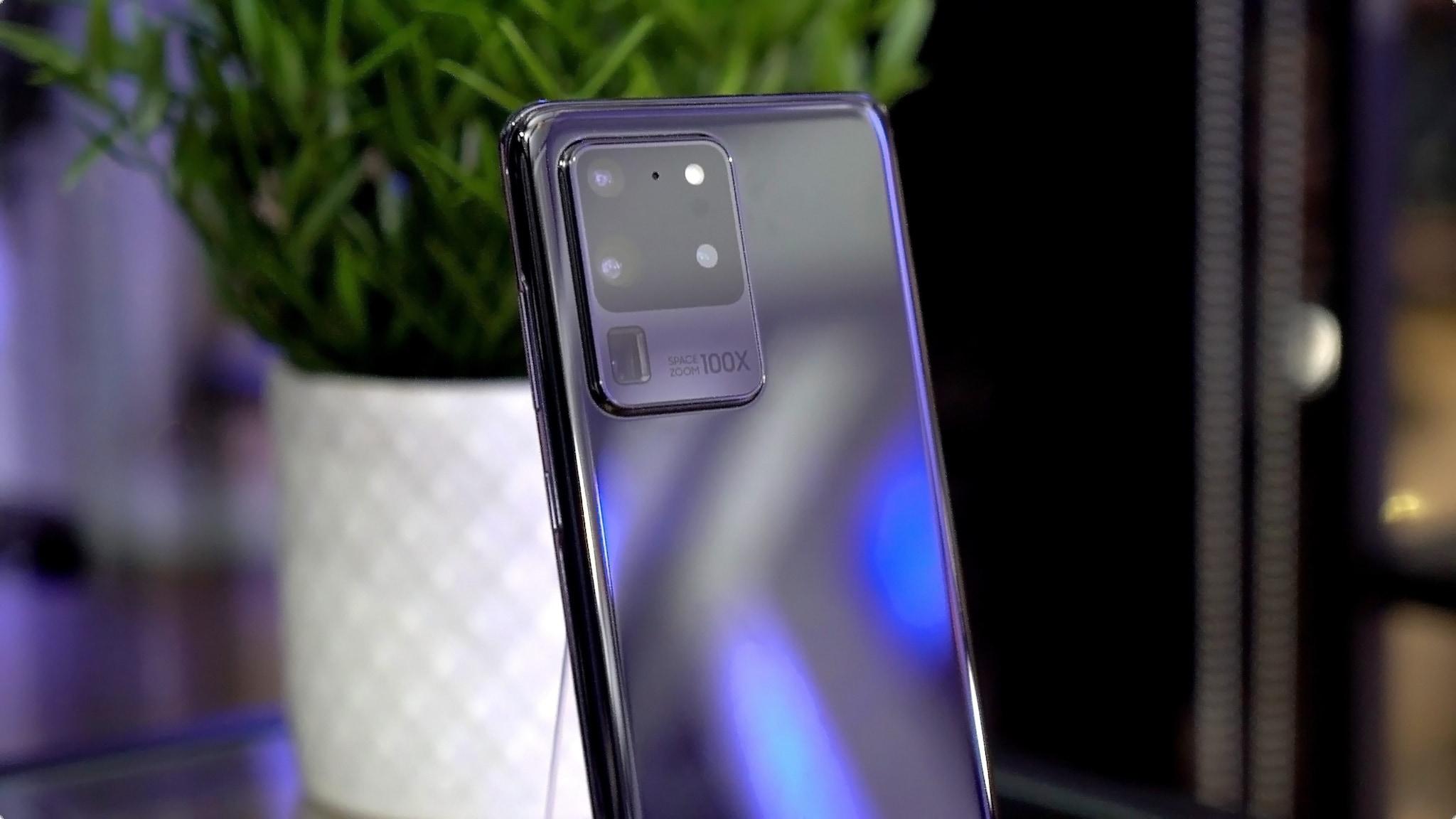 Samsung Galaxy S20 ultra data caratteristiche prezzo italia