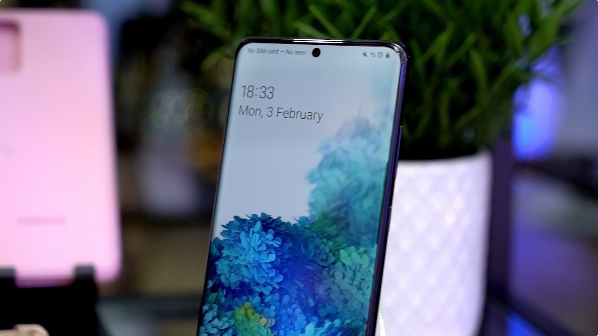 Samsung Galaxy S20 ultra plus data caratteristiche prezzo italia