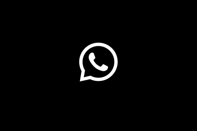 WhatsApp iphone tema scuro beta novità