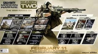 Ecco le novità della Stagione 2 di Call of Duty: Modern Warfare (che arriva oggi)