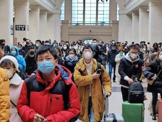 La Cina ha lanciato un'app che ti avvisa se hai incontrato pazienti a rischio coronavirus