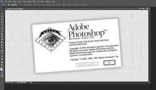 Photoshop compie 30 anni: eccolo nel 1990