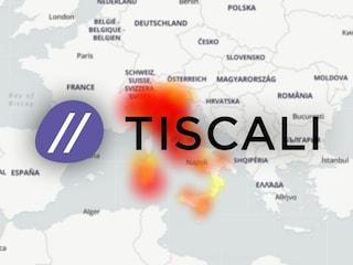Tiscali down, connessioni a Internet lente o impossibili per molti utenti in tutta Italia