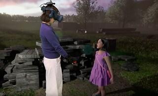 La figlia muore a 7 anni, la mamma la incontra di nuovo in realtà virtuale