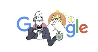 Google dedica il suo Doodle a Ignaz Semmelweis, il medico che ci ha insegnato a lavarci le mani
