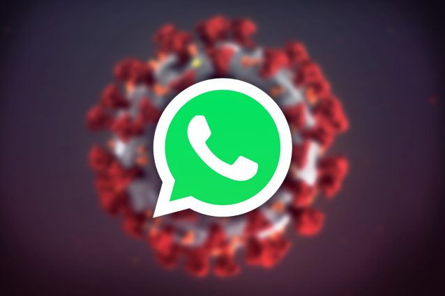 WhatsApp coronavirus fake news cure messaggi vocali