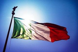 Il coronavirus ha fatto aumentare le ricerche su Google della bandiera italiana