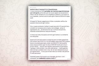 """I consigli dei """"medici di Taiwan"""" per il coronavirus, l'ennesima bufala su WhatsApp"""