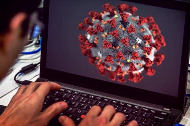 coronavirus email frodi informatiche virus hacker