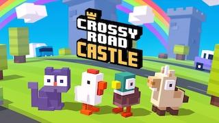 Crossy Road Castle, il seguito del popolare videogioco è gratis su Apple Arcade