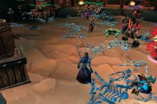 """La storia della """"pandemia"""" di World of Warcraft (che aiuta a combattere quelle reali)"""