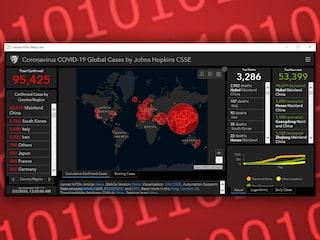 Coronavirus, attenzione alle false mappe sul contagio: contengono malware