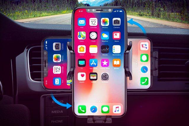 migliori porta cellulare da auto