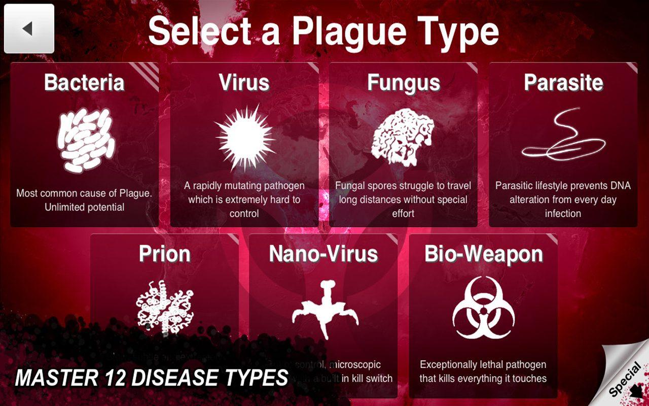 plague inc gioco iphone android coronavirus 1