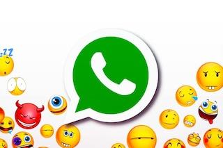 Il significato segreto di 5 emoji che tutti inviamo su WhatsApp
