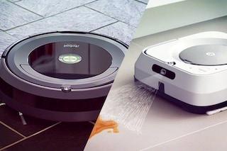 Offerte del mese: robot aspirapolvere e lavapavimenti oltre il 35% sconto