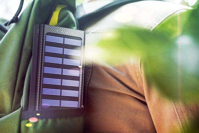migliore powerbank solare
