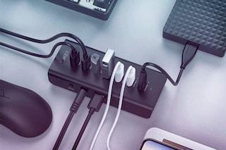 I migliori hub USB del 2020