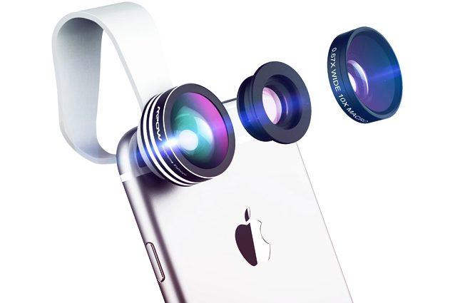 migliori lenti per smartphone