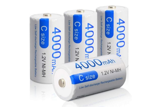 XINGWEI Batterie Ricaricabili