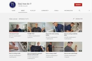 È cresciuto senza il papà, ora ha un canale YouTube dove aiuta i ragazzi senza padre