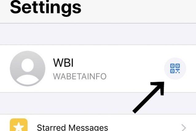 Su WhatsApp Beta arrivano i QR code: ecco come funzionano