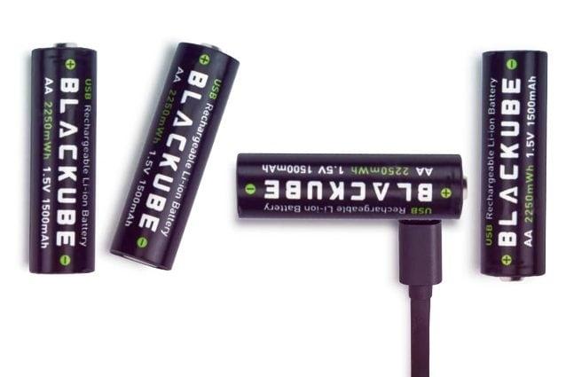 migliori batterie ricaricabili