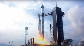 Dove seguire lo storico lancio spaziale di SpaceX di stasera